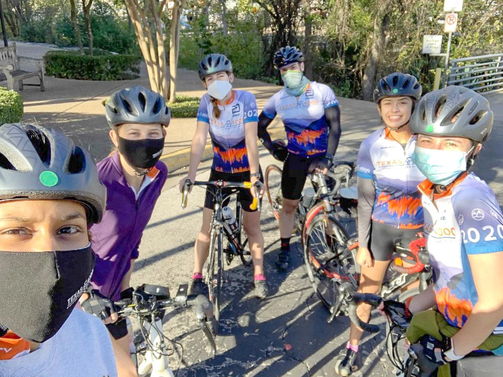 Cycling Team