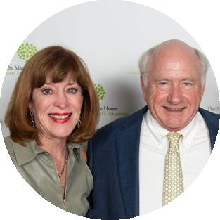 Mike and Susie Barnett
