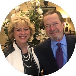 Gail Burris and J. Robert Cooksey