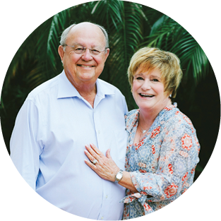 Roger Roberts and Mary McCallum