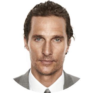 Matthew McConaughey (Honorary Co-Chair)
