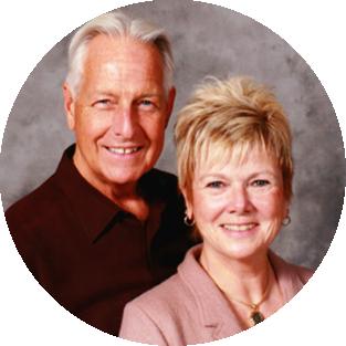 Patricia Stewart and Carl Holliday Harris