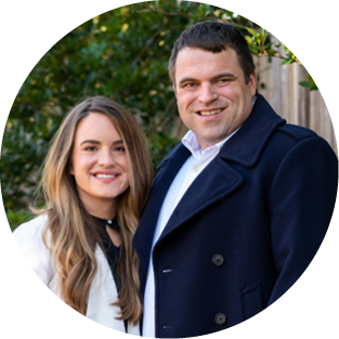 Jonathan and Emily Saperstein