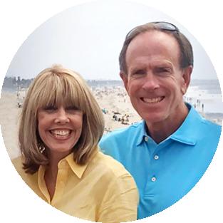 Susan and Steve West