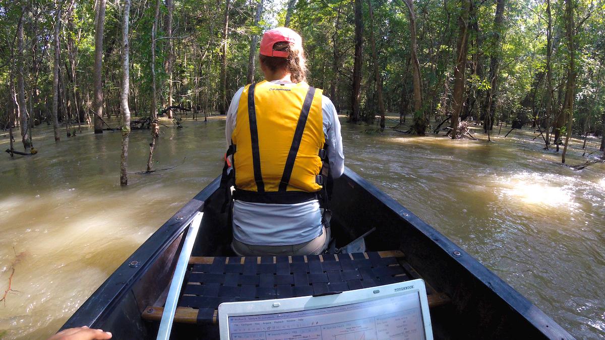 rapid grad student flood plain