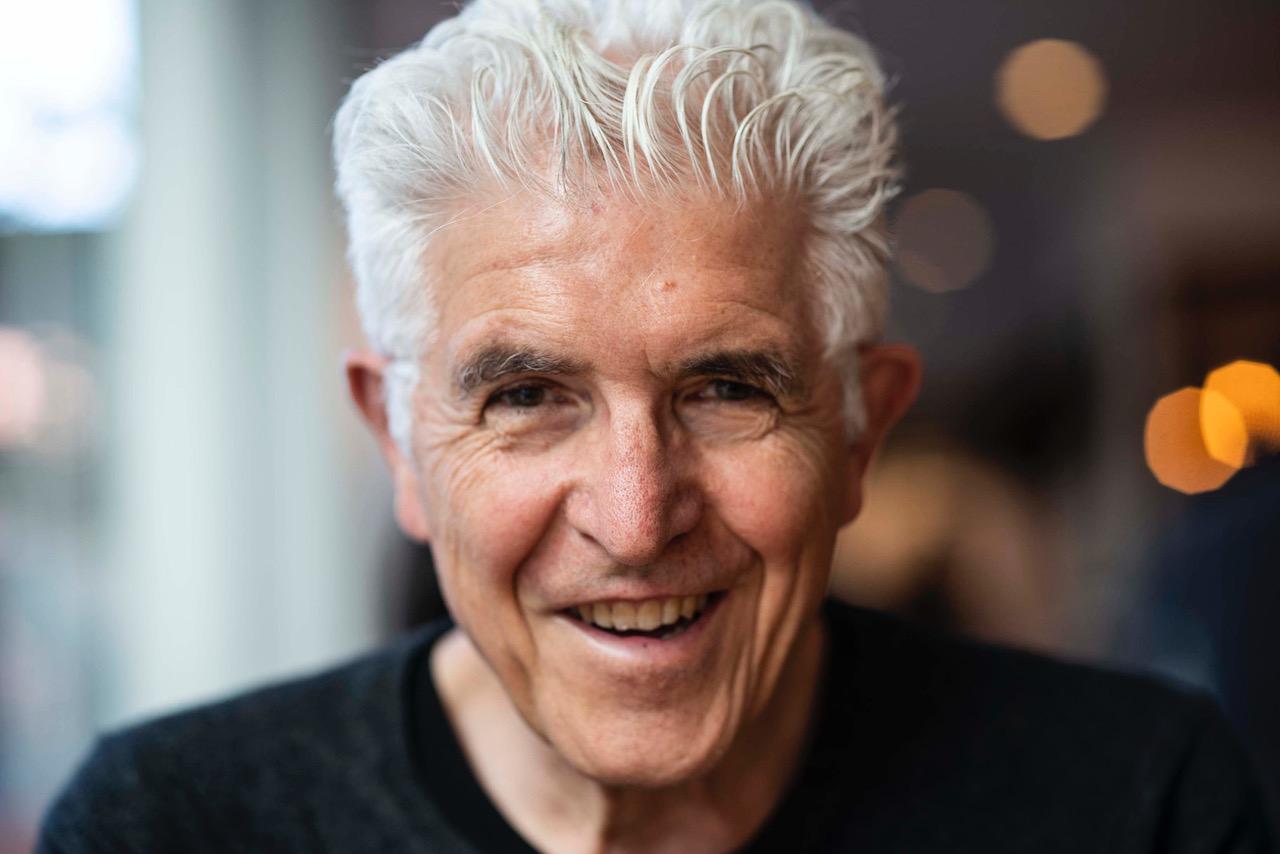 Bill Fontana Portrait