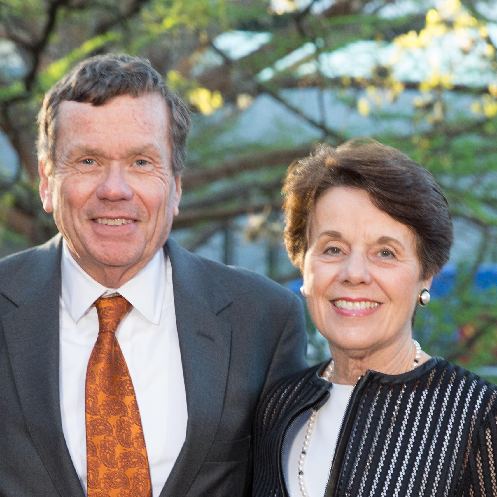 Ginni and Richard Mithoff